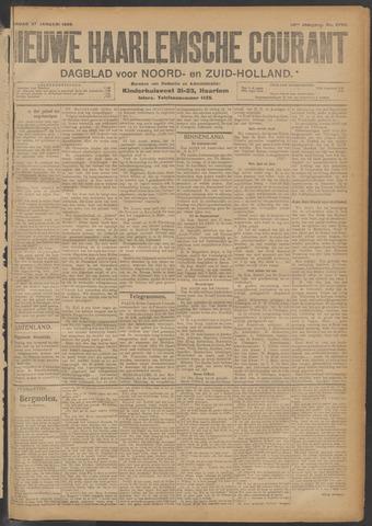 Nieuwe Haarlemsche Courant 1908-01-27