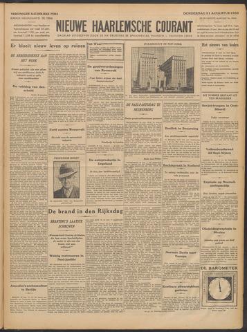 Nieuwe Haarlemsche Courant 1933-08-31