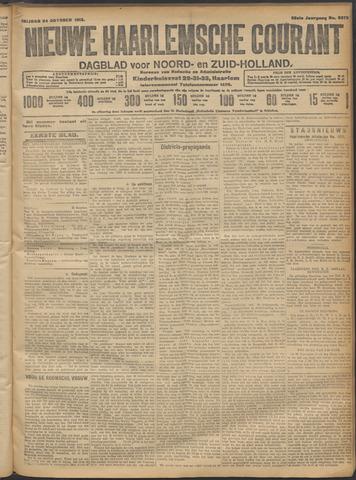 Nieuwe Haarlemsche Courant 1913-10-24