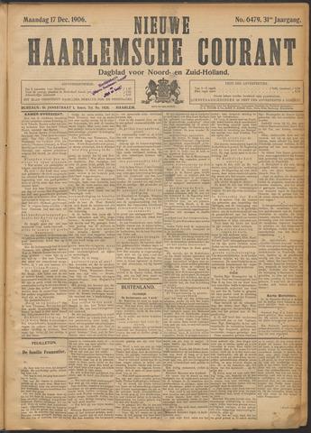 Nieuwe Haarlemsche Courant 1906-12-17