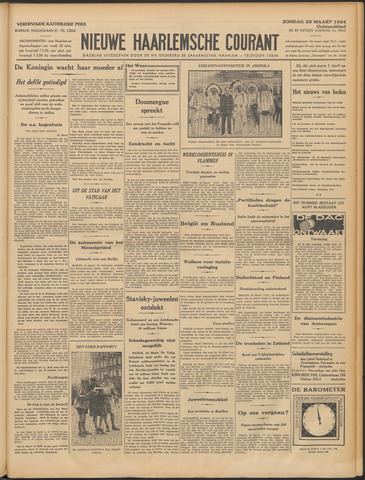 Nieuwe Haarlemsche Courant 1934-03-25