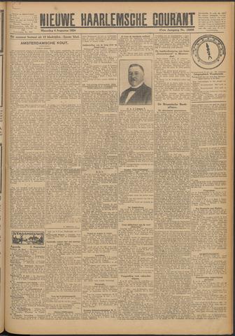 Nieuwe Haarlemsche Courant 1924-08-04