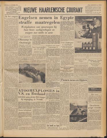 Nieuwe Haarlemsche Courant 1951-10-23