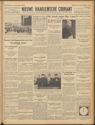Nieuwe Haarlemsche Courant 1935-11-19