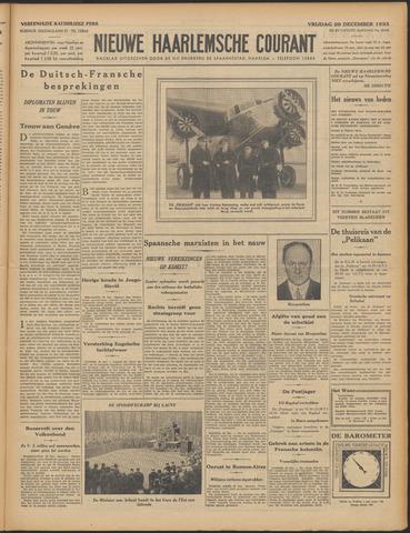Nieuwe Haarlemsche Courant 1933-12-29