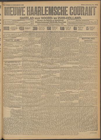 Nieuwe Haarlemsche Courant 1912-12-21