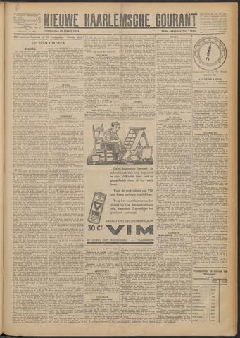 Nieuwe Haarlemsche Courant 1924-03-20