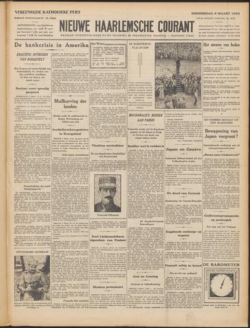 Nieuwe Haarlemsche Courant 1933-03-09