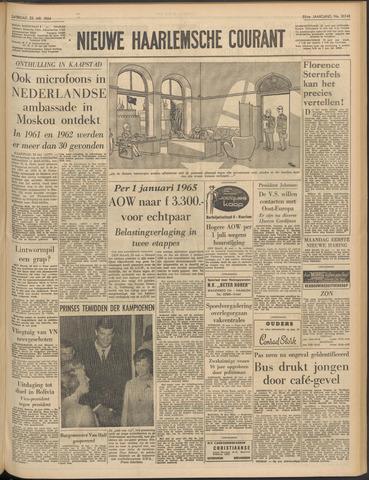 Nieuwe Haarlemsche Courant 1964-05-23