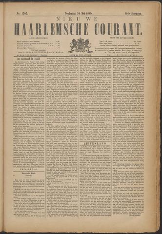 Nieuwe Haarlemsche Courant 1889-05-30