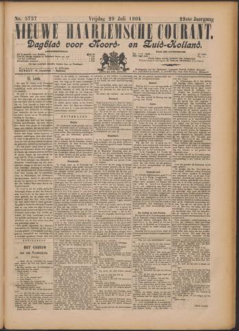 Nieuwe Haarlemsche Courant 1904-07-29