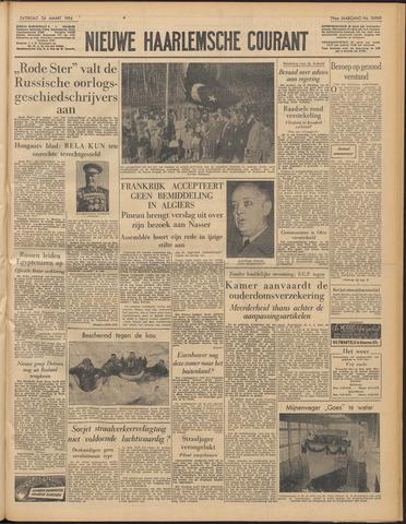 Nieuwe Haarlemsche Courant 1956-03-24