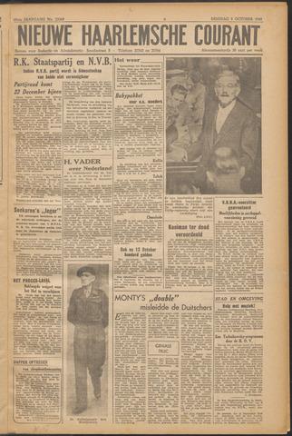 Nieuwe Haarlemsche Courant 1945-10-09