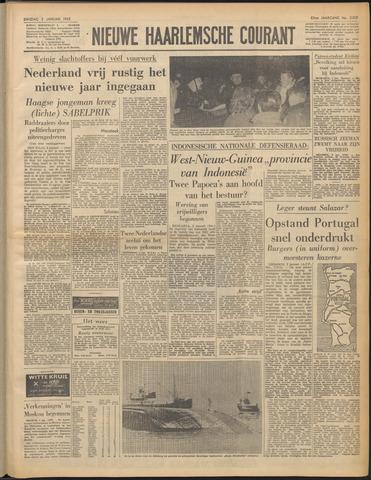 Nieuwe Haarlemsche Courant 1962