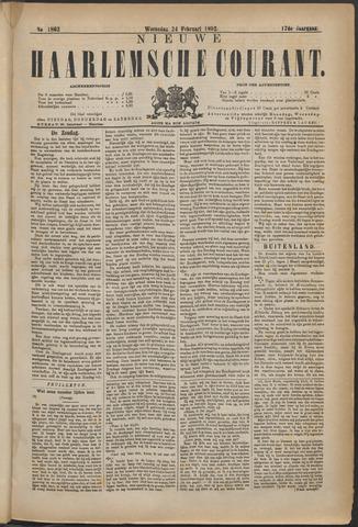 Nieuwe Haarlemsche Courant 1892-02-24
