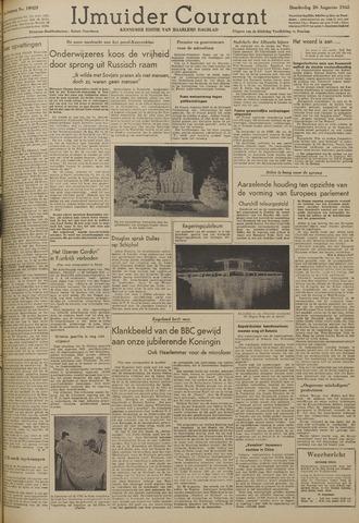IJmuider Courant 1948-08-26