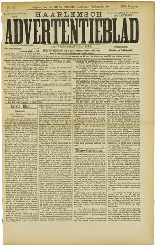 Haarlemsch Advertentieblad 1889-07-03