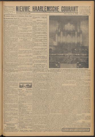 Nieuwe Haarlemsche Courant 1924-10-15