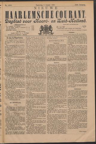 Nieuwe Haarlemsche Courant 1900-01-11