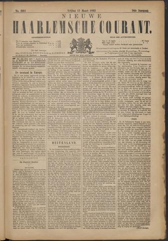 Nieuwe Haarlemsche Courant 1893-03-17
