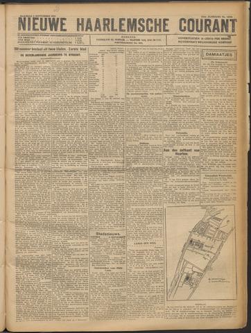 Nieuwe Haarlemsche Courant 1921-09-05
