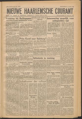 Nieuwe Haarlemsche Courant 1945-07-12