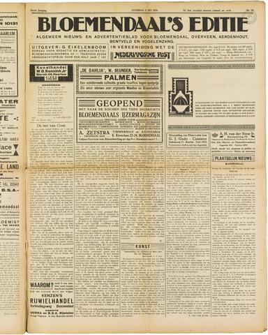 Bloemendaal's Editie 1926-05-08