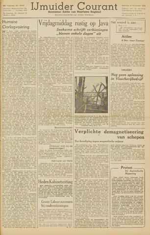 IJmuider Courant 1945-11-03