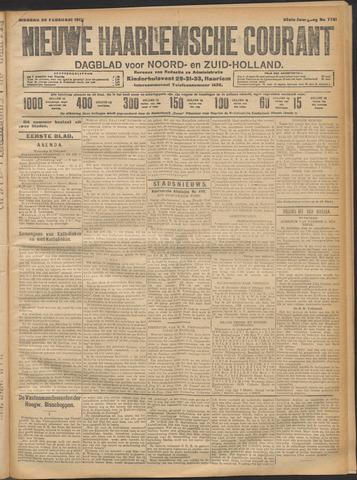 Nieuwe Haarlemsche Courant 1912-02-20