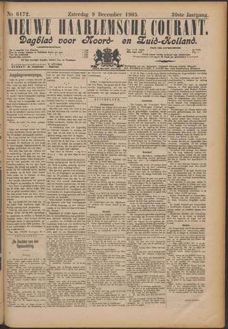 Nieuwe Haarlemsche Courant 1905-12-09