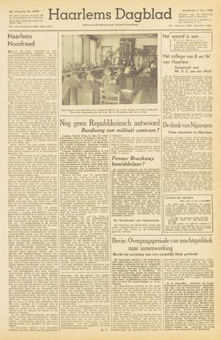 Haarlem's Dagblad 1945-11-08