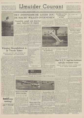 IJmuider Courant 1959-06-18