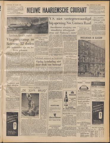 Nieuwe Haarlemsche Courant 1961-03-29