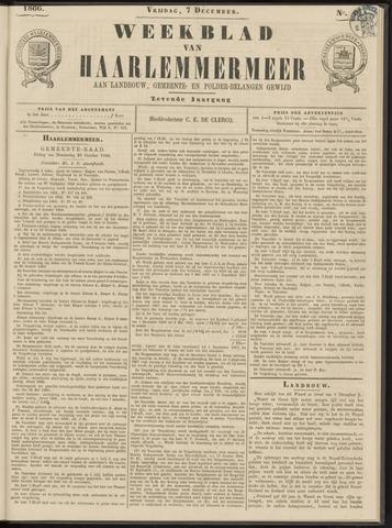 Weekblad van Haarlemmermeer 1866-12-07