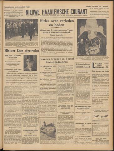 Nieuwe Haarlemsche Courant 1938-02-21