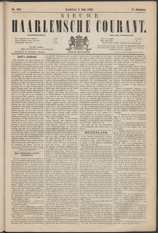 Nieuwe Haarlemsche Courant 1882-06-08