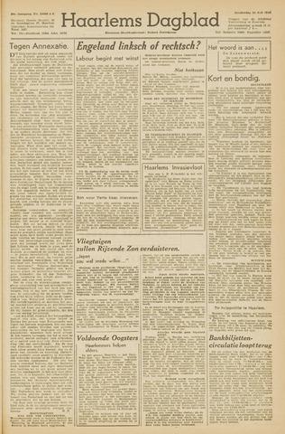 Haarlem's Dagblad 1945-07-26
