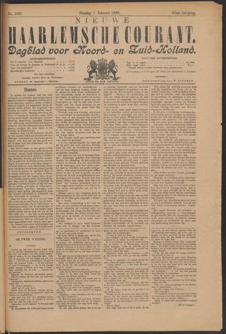 Nieuwe Haarlemsche Courant 1898-02-01