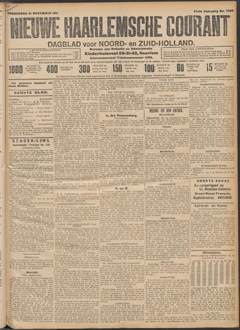 Nieuwe Haarlemsche Courant 1912-11-21