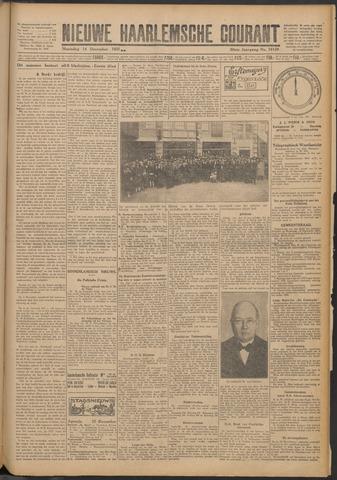Nieuwe Haarlemsche Courant 1925-12-14