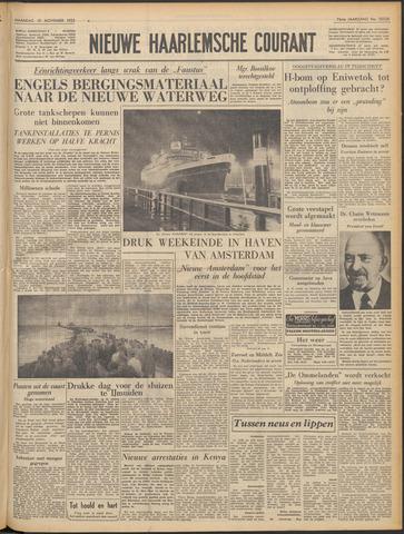 Nieuwe Haarlemsche Courant 1952-11-10