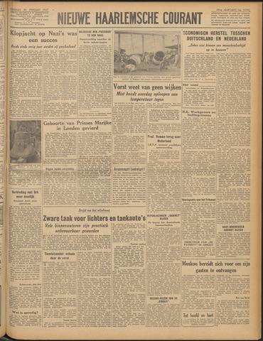 Nieuwe Haarlemsche Courant 1947-02-25