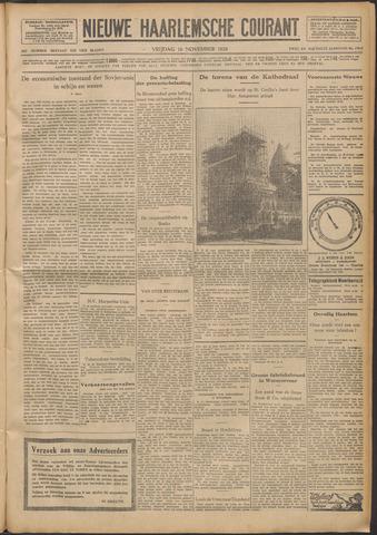 Nieuwe Haarlemsche Courant 1928-11-16