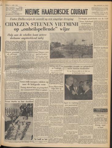 Nieuwe Haarlemsche Courant 1954-04-06