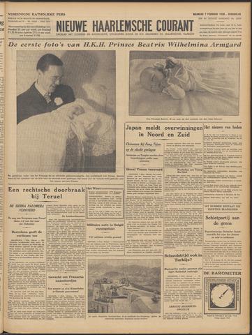 Nieuwe Haarlemsche Courant 1938-02-07