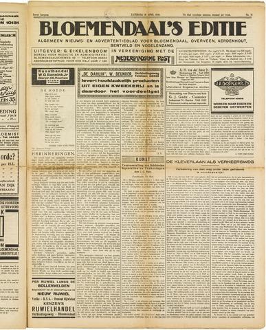 Bloemendaal's Editie 1926-04-10