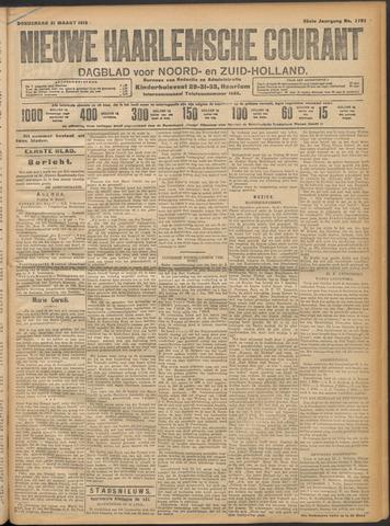 Nieuwe Haarlemsche Courant 1912-03-21