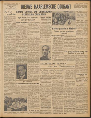 Nieuwe Haarlemsche Courant 1947-04-02
