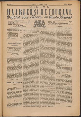 Nieuwe Haarlemsche Courant 1902-02-11