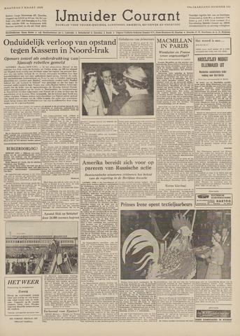 IJmuider Courant 1959-03-09